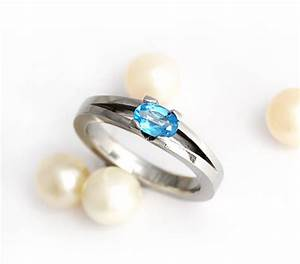 30 wonderful blue topaz wedding ring navokalcom With blue topaz wedding rings