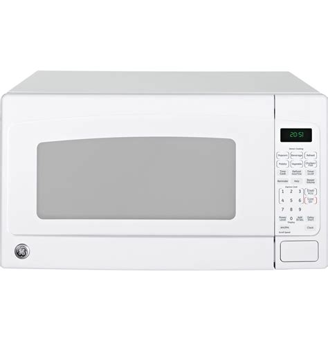 ge  cu ft capacity countertop microwave oven jesdnww ge appliances