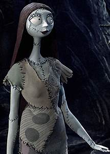 Nightmare Before Christmas - Sally - Character profile ...