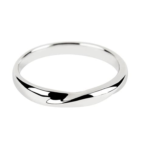 18ct white gold twist design band engagement ring at berry s jewellers
