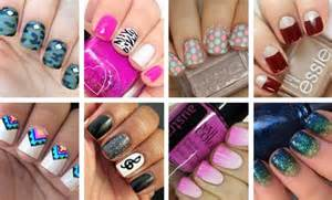 Instagram nail designs for short nails beautyhihi