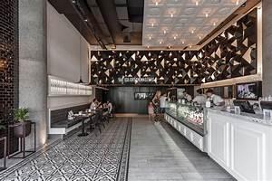 Autocad 2017 For The Interior Designer Lucciano S Icecream Coffee Shop Olivos On Behance