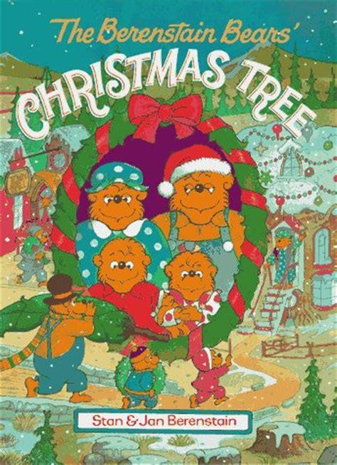 the berenstain bears christmas tree by stan berenstain
