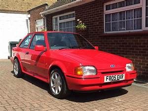 S2 Escort Rs Turbo For Sale Now Sold - Passionford