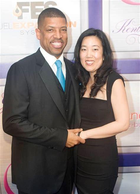 celebrity korean  black couples   present
