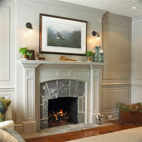 Ideas For Mantels by Delightful Mantels Decorating Ideas For Family Room