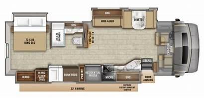 Jayco Seneca 37l Rv Class Floor Floorplan