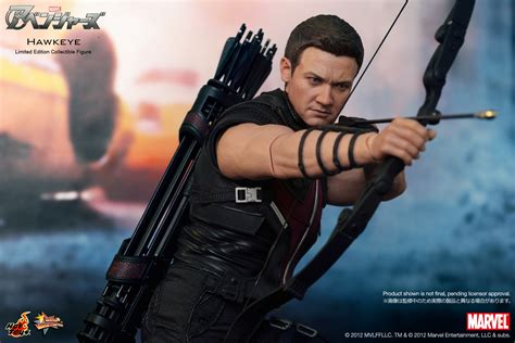 Product Announcement Hot Toys Mms The Avengers