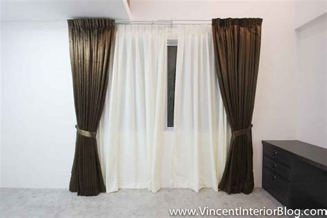 Curtains : Singapore Curtain Decorator