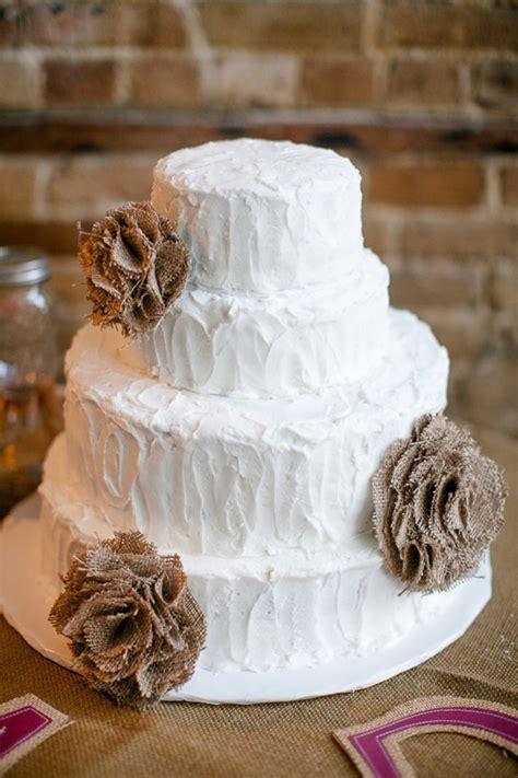 burlap wedding ideas