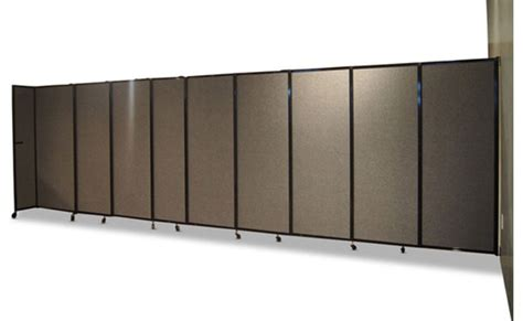 Straightwall Acoustic Partition Wallmountable (fabric