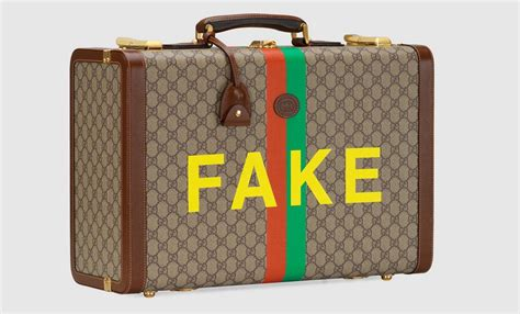gucci mocks counterfeit culture   playful fakenot collection luxurylaunches