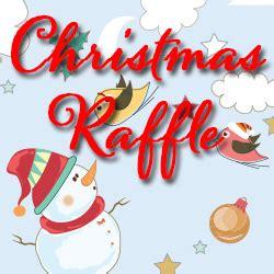 christmas raffle prize draw winners ossett town juniors