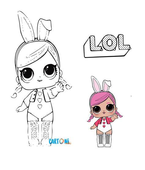 colora hops delle lol surprise serie  cartoni animati