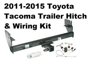 Toyota Tacoma Trailer Hitch Wiring Kit