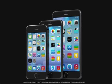 new iphone 6 new iphone 6 renderings based on recent info show design