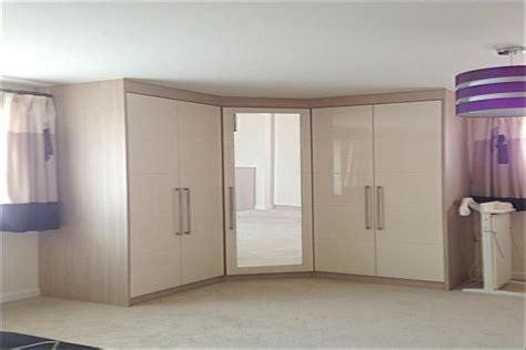 Bedroom Wardrobe Custom by Custom Made Corner Fitted Wardrobes Bedroom Ideas In
