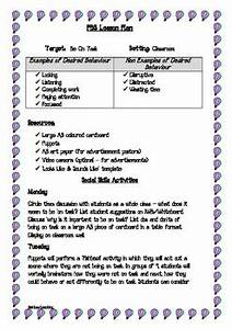 pbs social skills lesson plan being on task by With social skills lesson plan template