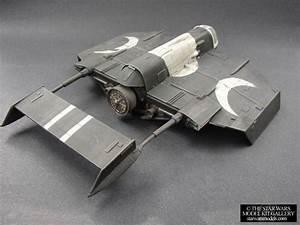 Cloakshape Fighter 1  48 Resin Smt Model Kit