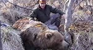 Incredible Footage of Pope & Young World Record Grizzly ...