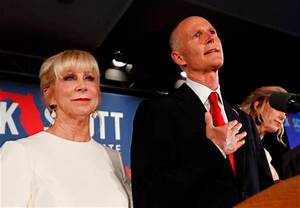US Sen Nelson concedes to Gov. Scott as Flor | WBAL Radio ...