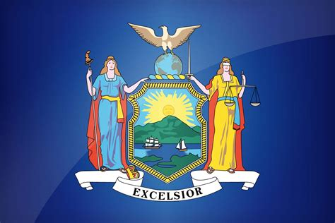new york state colors ny state report
