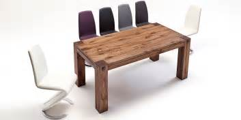 nauhuri esstisch massiv rustikal neuesten design kollektionen für die familien - Esszimmer Eiche Rustikal