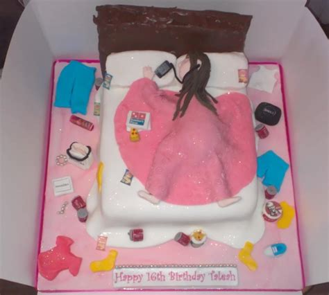 teenage girls messy bedroom cake cake  krazy kupcakes