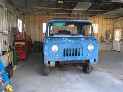 jeep cabover for sale 1962 willys jeep fc170 forward control cab over truck