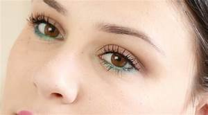 Maquillage Pour Yeux Marron : comment maquiller les yeux marrons ~ Carolinahurricanesstore.com Idées de Décoration