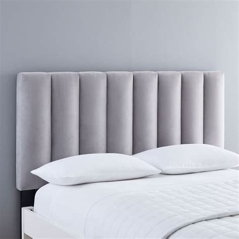 Where Can I Buy A Headboard For My Bed by Channel Tufted Headboard West Elm