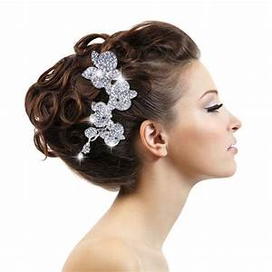 Buy Luxury Wedding Orchid Flower Hair