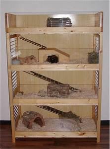 Meerschweinchen Gehege Ikea : fertiger meerschweinchen eigenbau aus einem holzregal bauen pinterest meerschweinchen ~ Orissabook.com Haus und Dekorationen