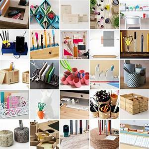 25 Clever Ways to Keep Your Workspace Organized Brit + Co