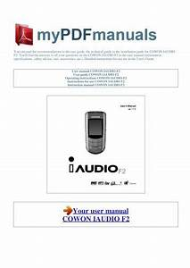 Iaudio G3 Manual Pdf