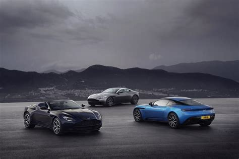 Aston Martin Is Apparently The World's Fastest Growing