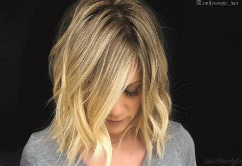 top  medium layered bob haircuts  shoulder length hair