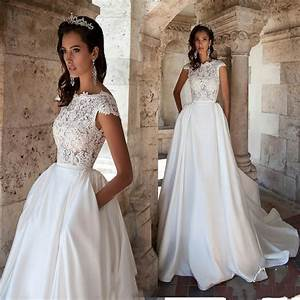 tag short sleeve wedding dress with pockets archives With wedding dress with pockets and sleeves