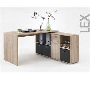 lex canadian oak corner computer desk 353 001 ebay