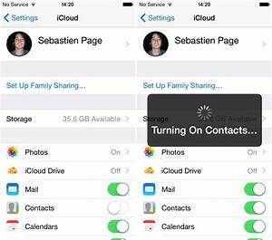 Synchroniser Contact Iphone : how to restore contacts from icloud to your iphone ~ Medecine-chirurgie-esthetiques.com Avis de Voitures