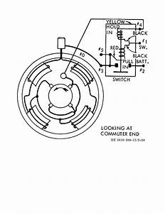 Starter Motor Internal Wiring Diagram