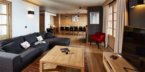 appartement val thorens 6 224 8 personnes chalets de rosa 235 l