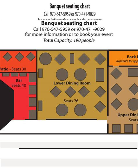 seating chart template  sample  format
