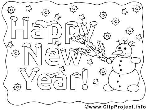 malvorlage neujahr