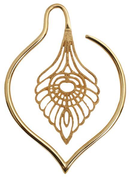 rose gold plated copper kavadi design  maya organic
