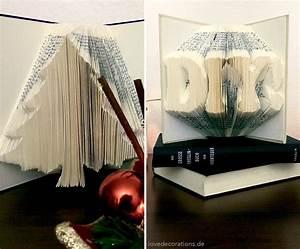 Buch Selber Basteln : buch origami love decorations ~ Orissabook.com Haus und Dekorationen
