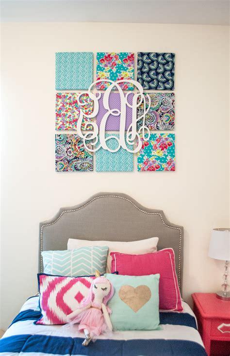 15 Photos Diy Fabric Panel Wall Art