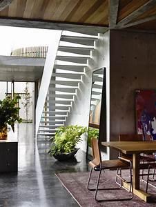 concrete house 1 by auhaus architecture design