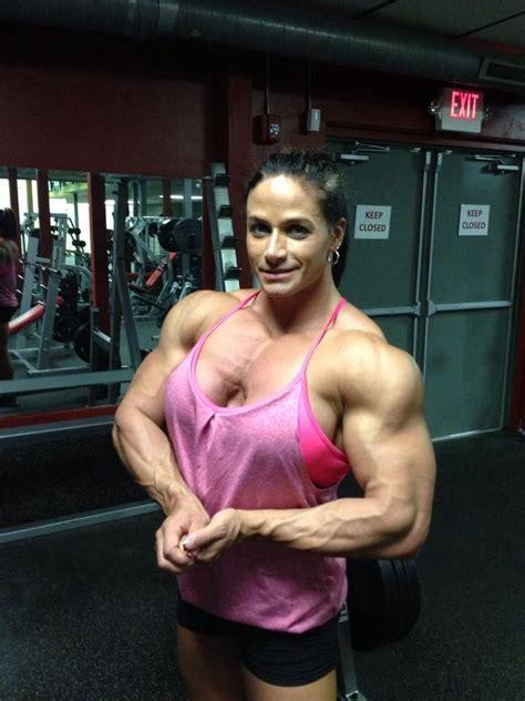 female bodybuilders big  beautiful pics frauen