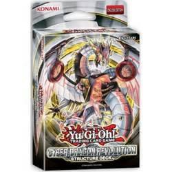 yu gi oh cyber dragon revolution deck ozgameshop com